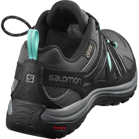Salomon Ellipse 2 GTX Chaussures Femme, magnet/black/atlantis